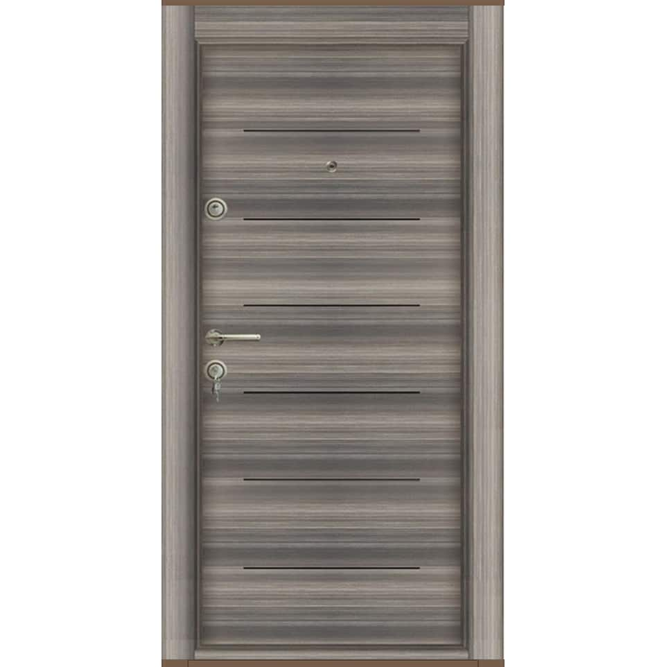 Seria Rustica SE 004 Wood Wood Mistik - Usa Metalica Apartament Brasov