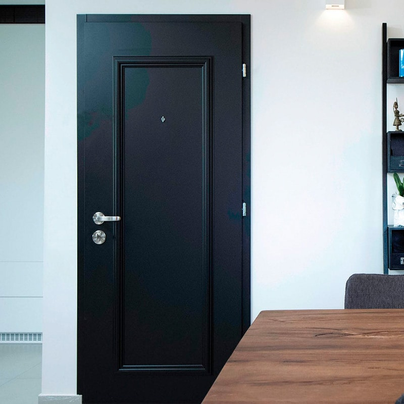 Usa metalica de apartament - Usi metalice intrare Brasov