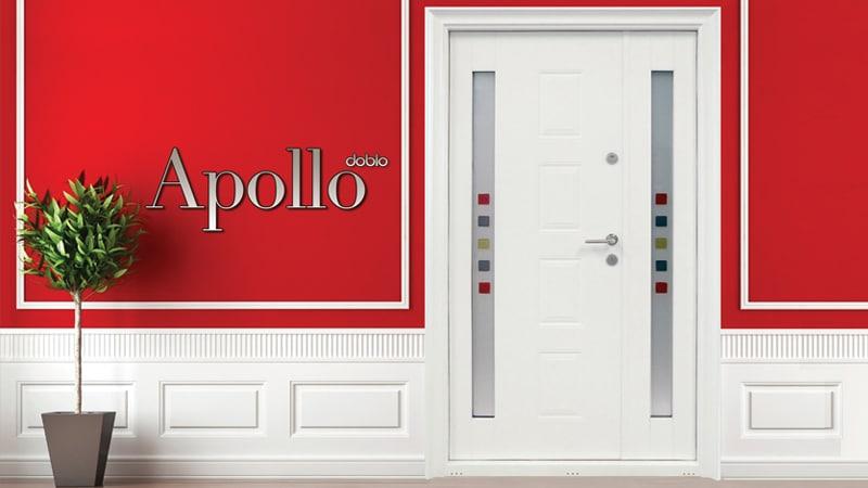 Usa metalica exterior Apollo Dubla - Usa metalica exterior Brasov