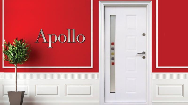 Usa metalica exterior Apollo - Usa metalica exterior Brasov