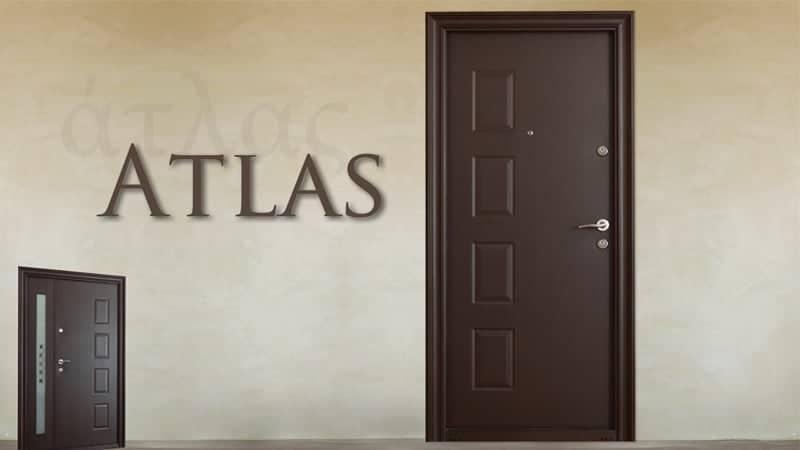 Usa metalica exterior Atlas - Usa metalica exterior Brasov