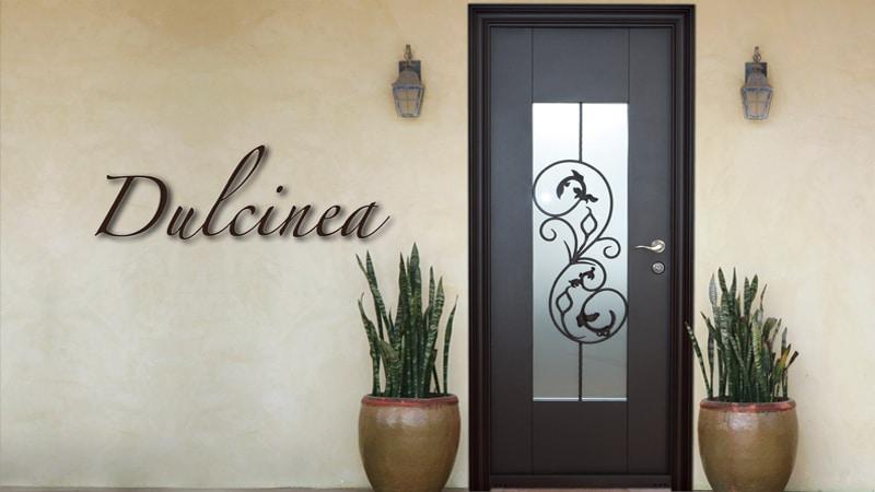 Usa metalica exterior Dulcinea - Usa metalica exterior Brasov