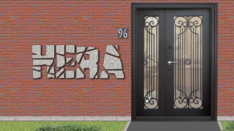 Usa metalica exterior Hera - Usa metalica exterior Brasov