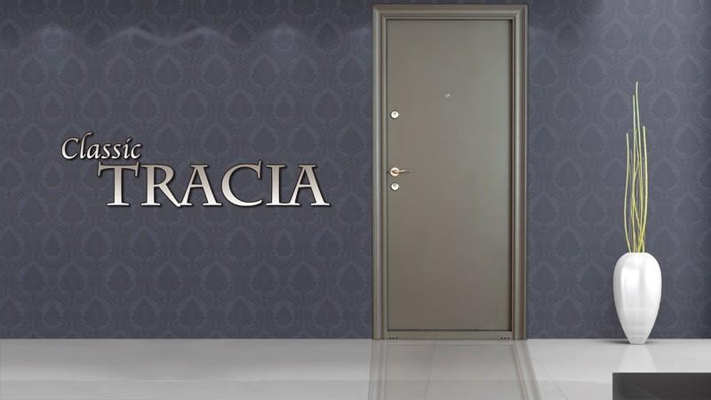 Usa metalica exterior Tracia Clasic - Usa metalica exterior Brasov