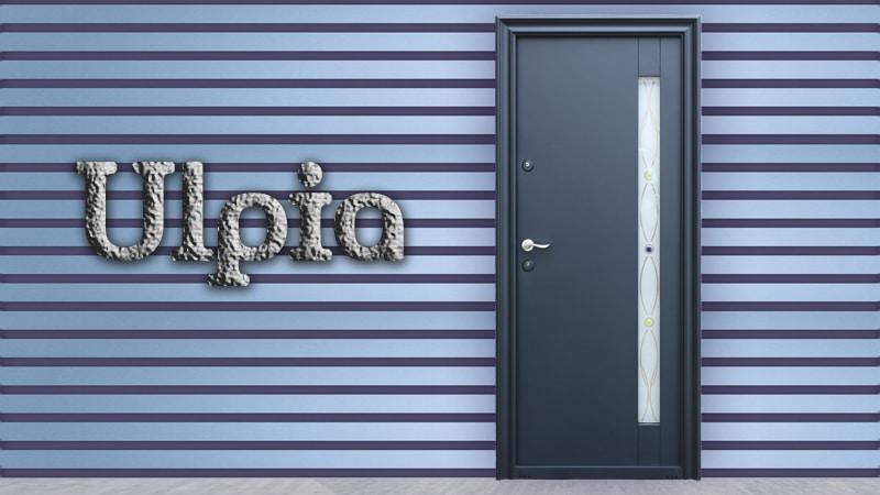 Usa metalica exterior Ulpia - Usa metalica exterior Brasov